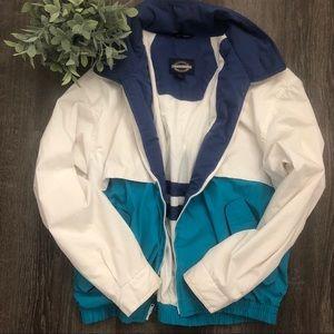 Jackets & Blazers - Vntg Oversized Windbreaker